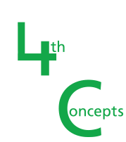 4th Dimension Concepts Logo